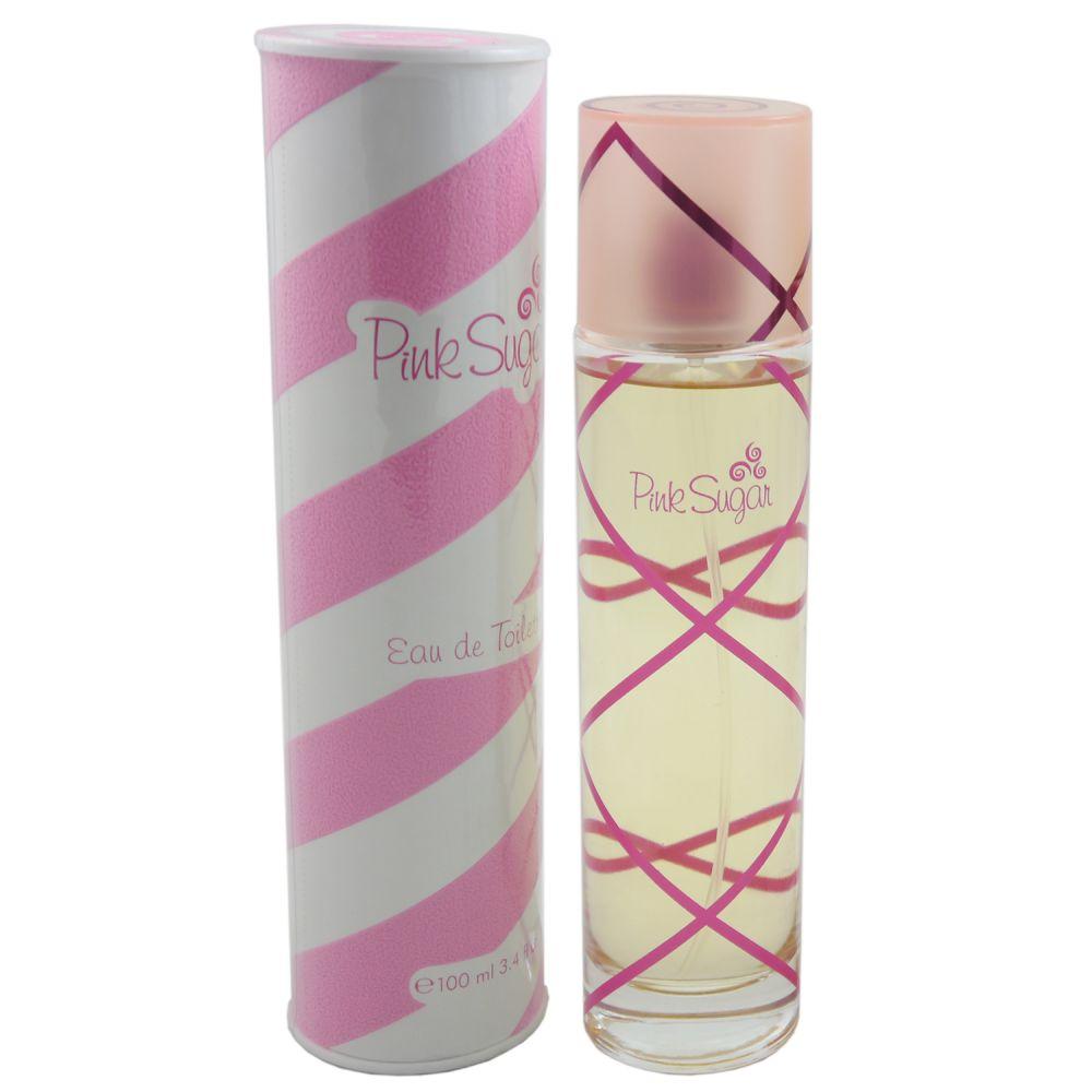 Aquolina Pink Sugar 100ml eau de toilette spray